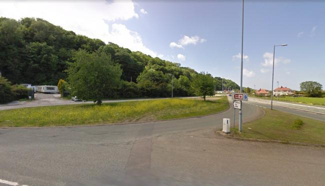 A site on Coast Road, Tanlan, could be turned into a Traveller site