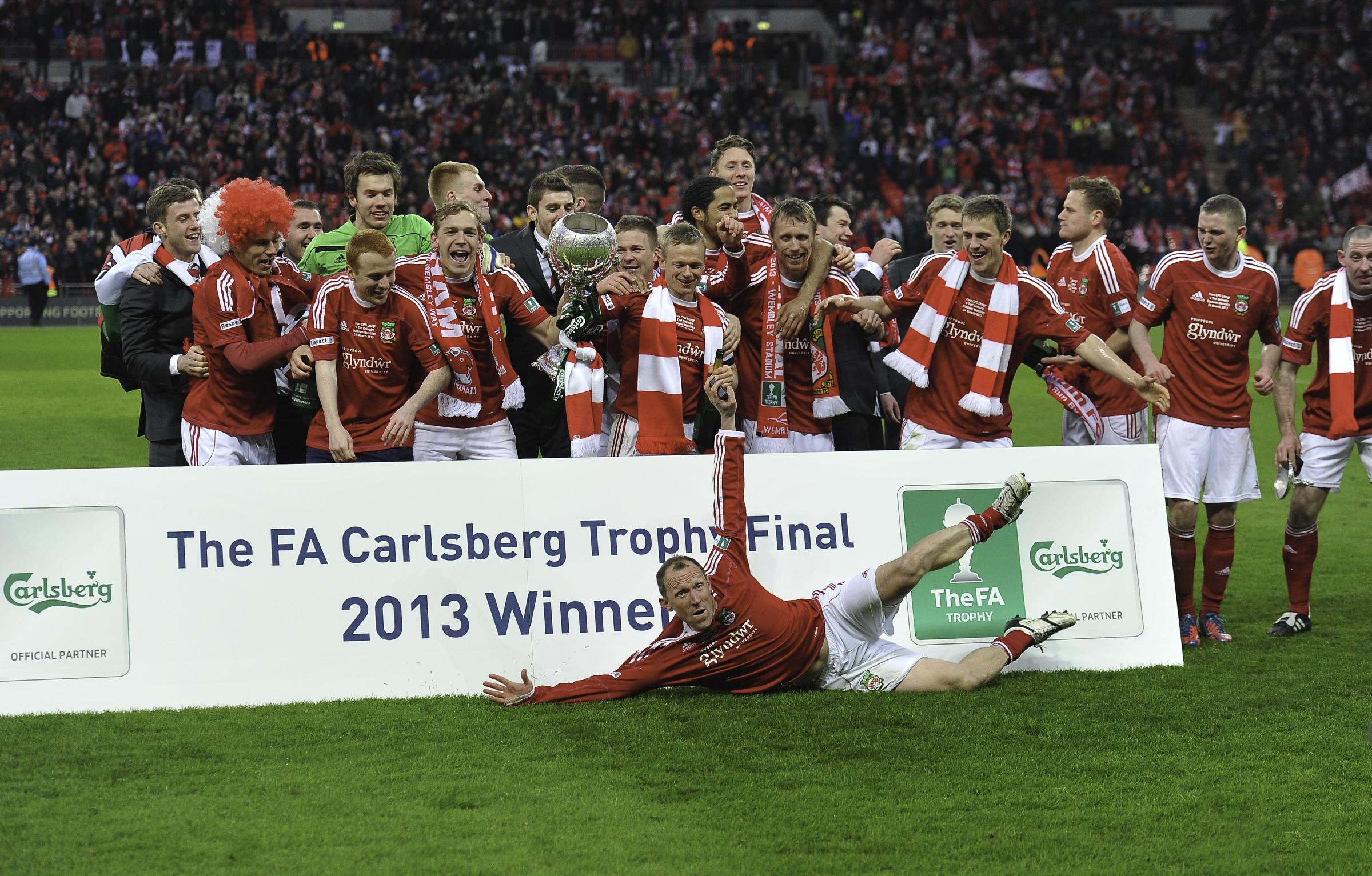 FA Trophy success but 10 years of hurt for Wrexham AFC - a review of the decade