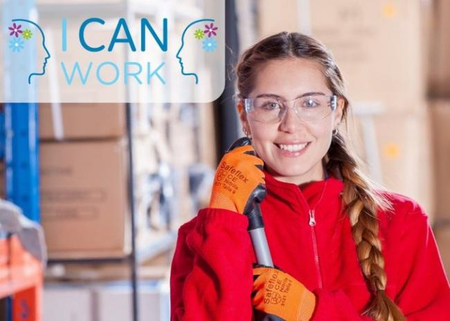 The ICan scheme helps people with mental health issues into employment.