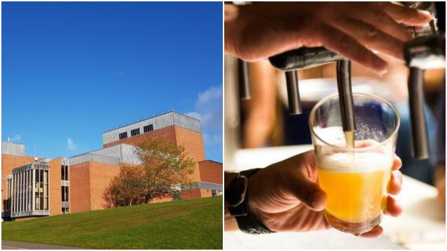 Theatr Clwyd is hosting a beer festival.