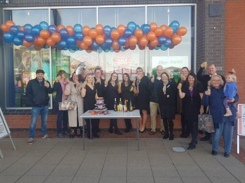 Delight as Hays Travel takes over former Thomas Cook store in Broughton.