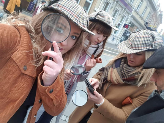 Sneaky Finders: Giant game of Cluedo comes to Wrexham this month