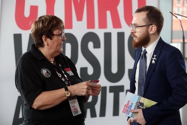 Jack Sargeant AM backs new Cymru Verses Arthritis project