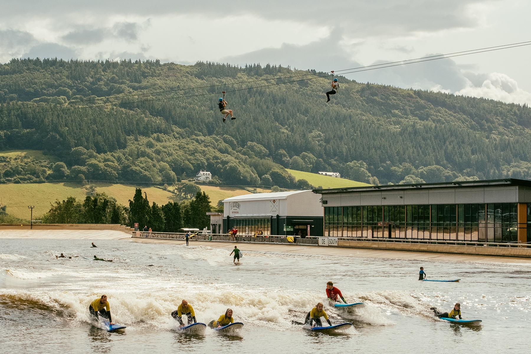 Adventure firms link with North Wales Tourism for new campaign