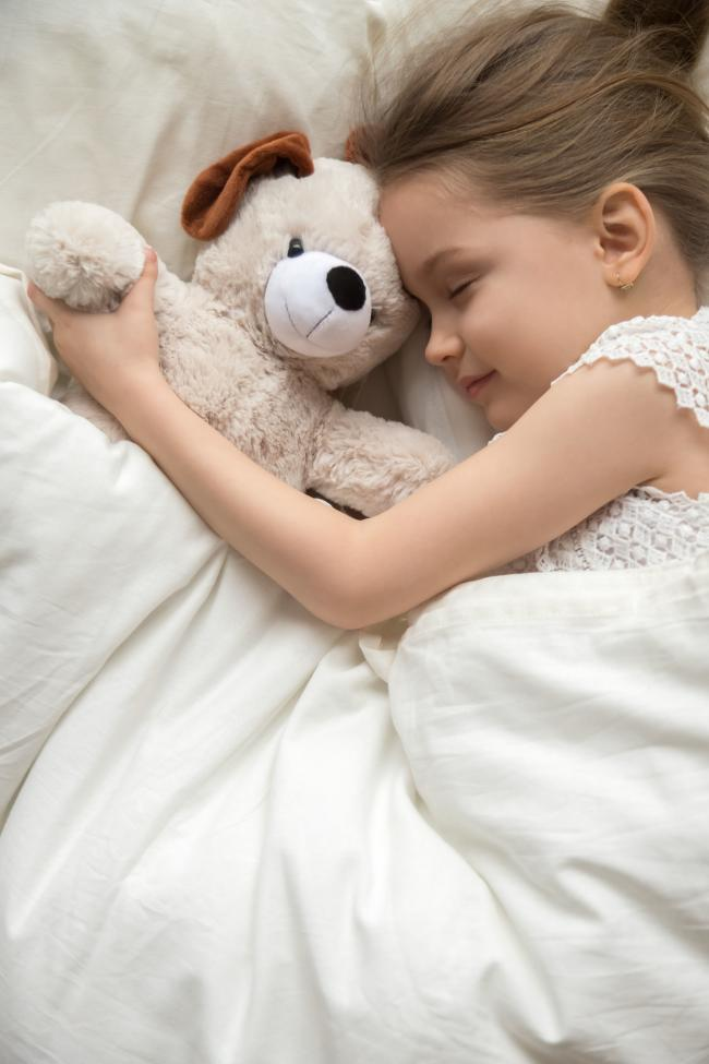 Hacks to help your children sleep better.