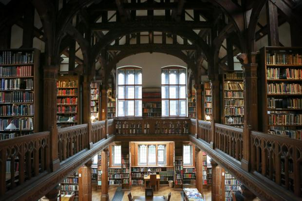 Gladstone Library.