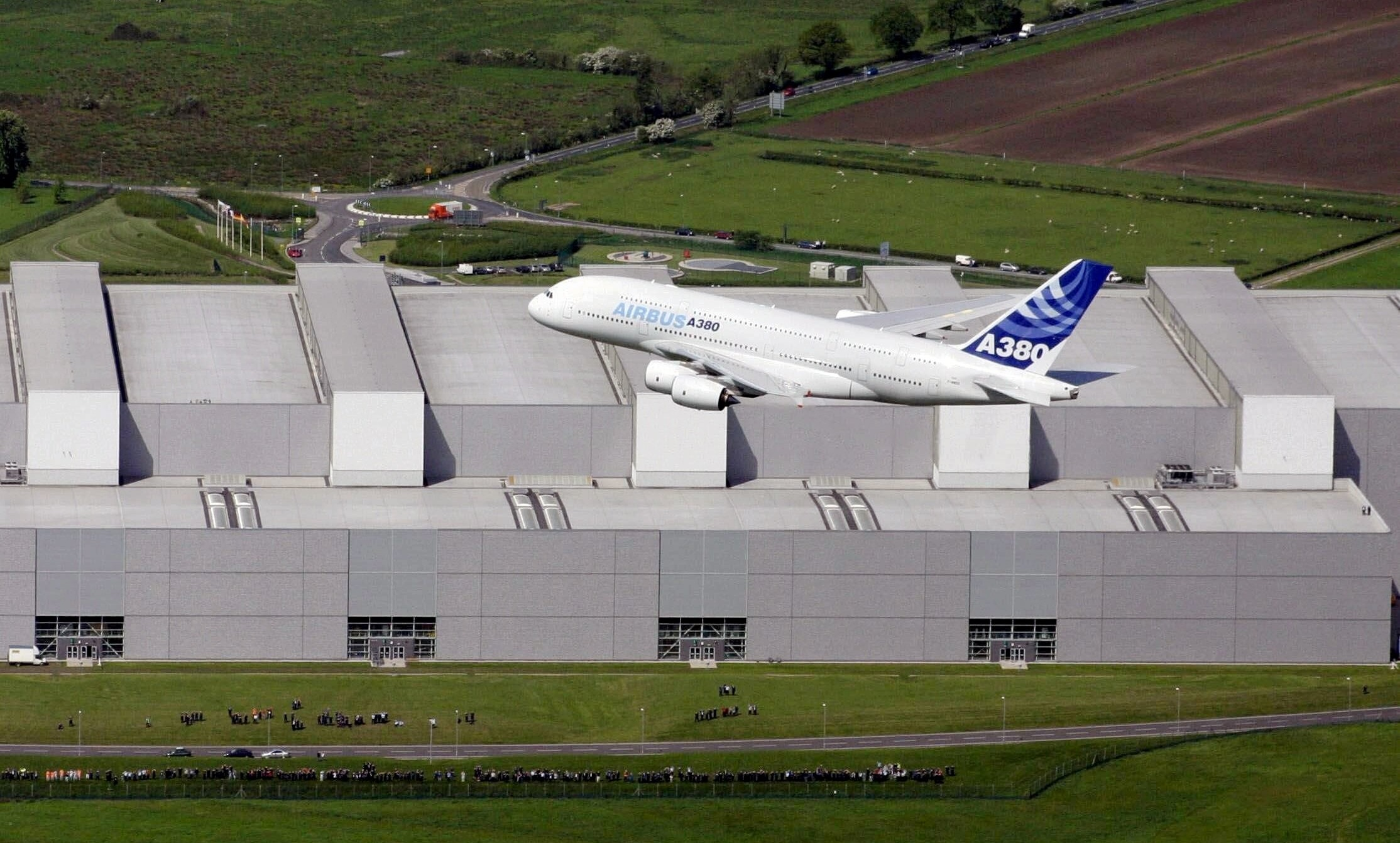 Airbus says no decision on future of West Factory after A380 production ends has been made