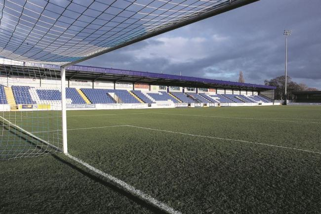 The Deva Stadium. Picture: RICK MATTHEWS