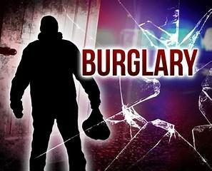 Burglars are taking advantage of properties being empty during the coronavirus outbreak.