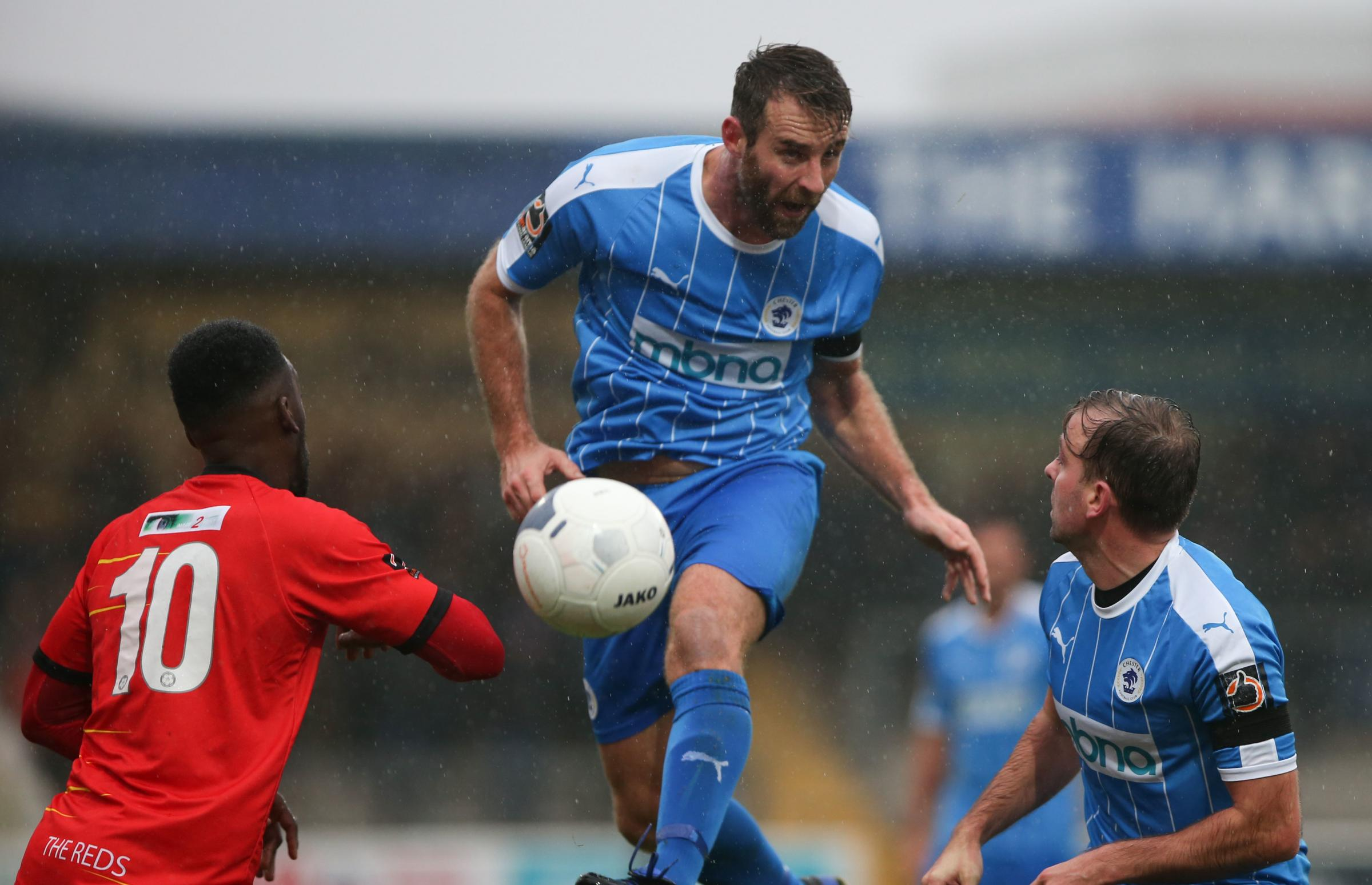 Chester FC defender Danny Livesey believes top clubs can afford to help during coronavirus