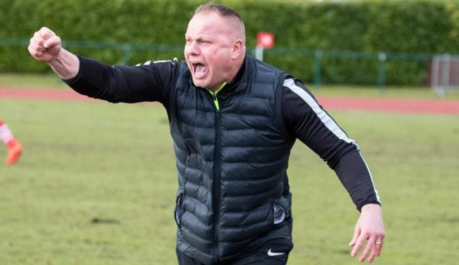 RELAXED: Nomads' boss Andy Morrison. Picture: NCM MEDIA