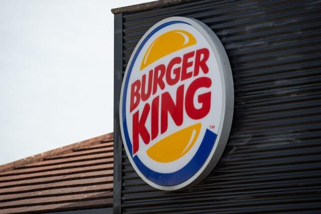 Burger King logo library photo
