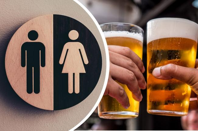 These areas have the dirtiest restaurant and pub toilets across the country. Picture: Newsquest