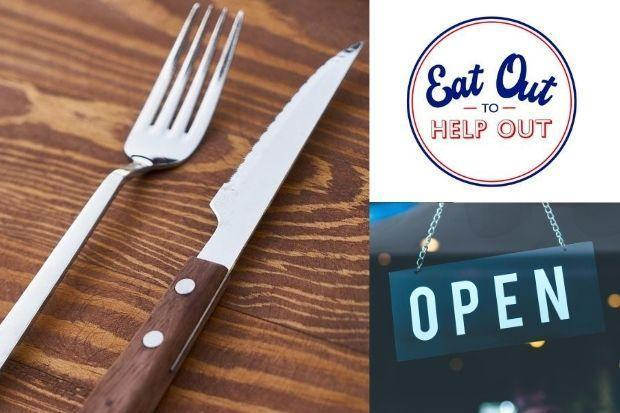 The Eat Out to Help Out scheme has been launched.