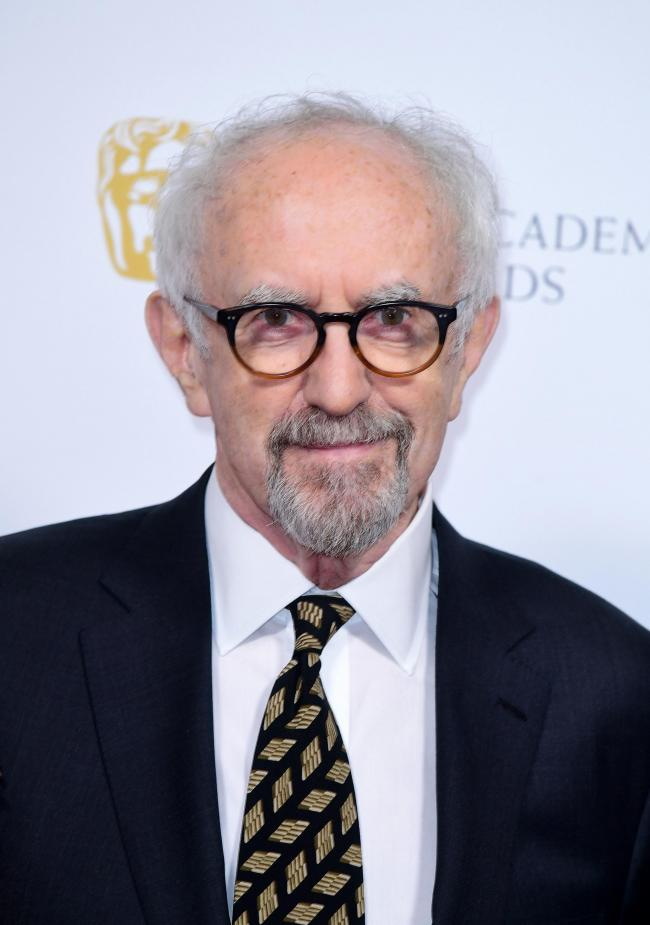 File photo dated 1/2/2020 of Jonathan Pryce who said playing the Duke Of Edinburgh will be a
