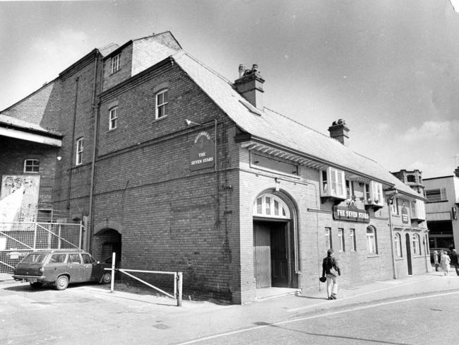 Empire Picture House, Lambpit Street, Wrexham. Photo courtesy of wrexham-history.com