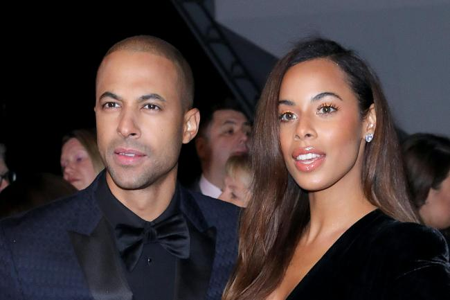 Marvin Humes Rochelle Can T Wait For The Baby To Come The Leader