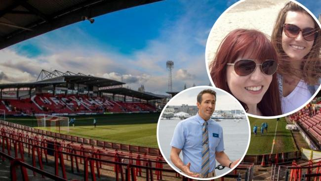 Friends Shannon May and Lois Morus were stunned that Ryan Reynolds replied to an eight-year-old Twitter thread of theirs following news about his involvement in Wrexham AFC