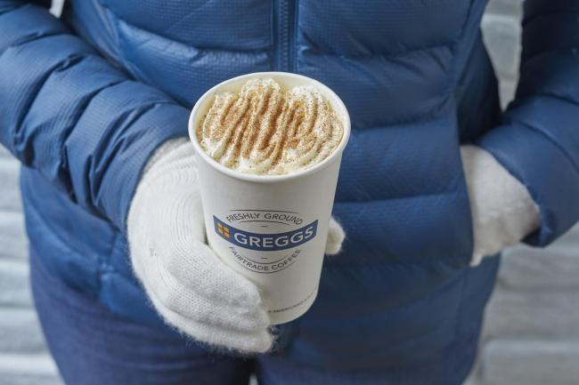 Greggs reveal when its popular Pumpkin Spice Latte will return . Picture: Greggs