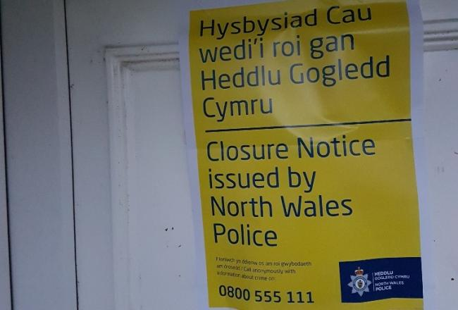 Image: North Wales Police