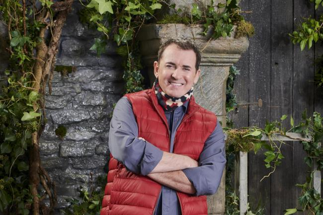 Shane Richie in I'm A Celebrity... Get Me Out Of Here!