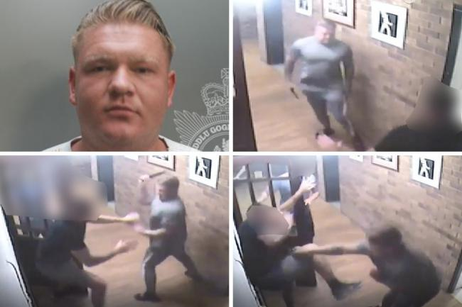 CCTV images provided by CPS