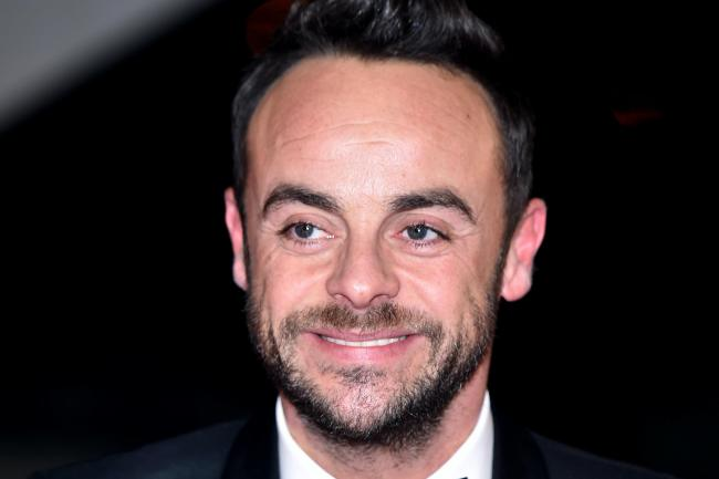 Ant Mcpartlin Engaged To Girlfriend Anne Marie Corbett The Leader