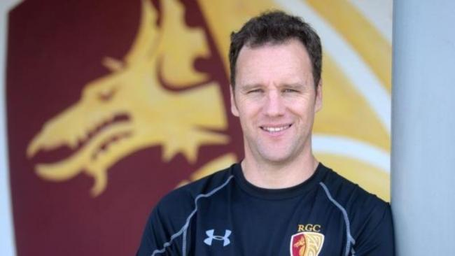 Former RGC head coach Mark Jones