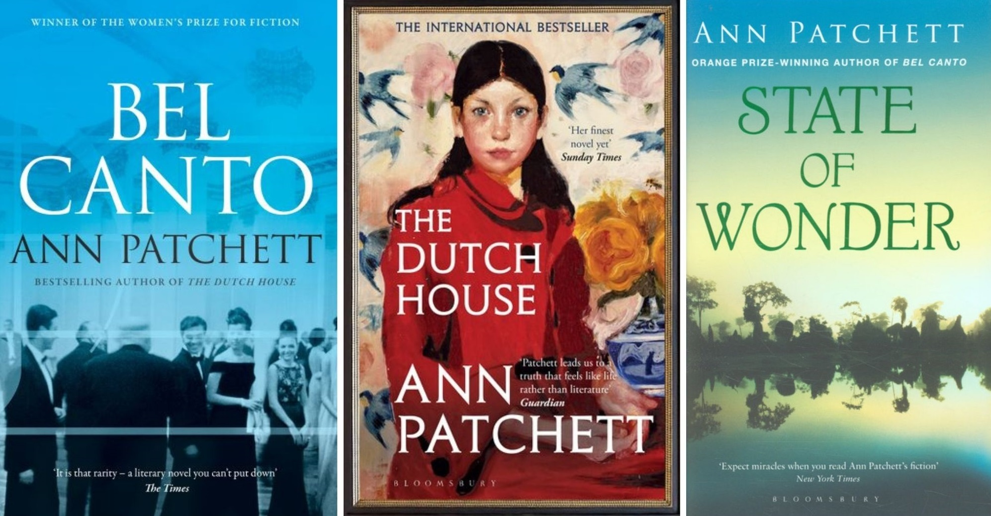 Titles by Ann Patchett