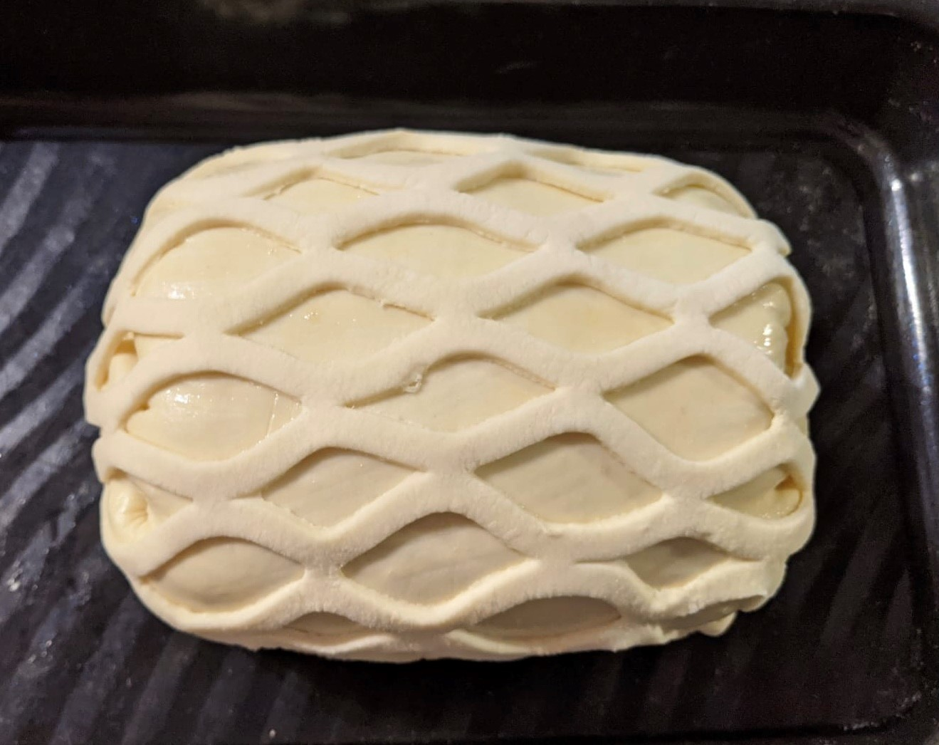 Charlotte Seddons recipe for Valentines Day Beef Wellington