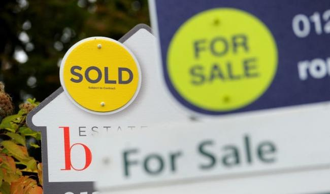 Flintshire house prices crashed by 7.2% in February