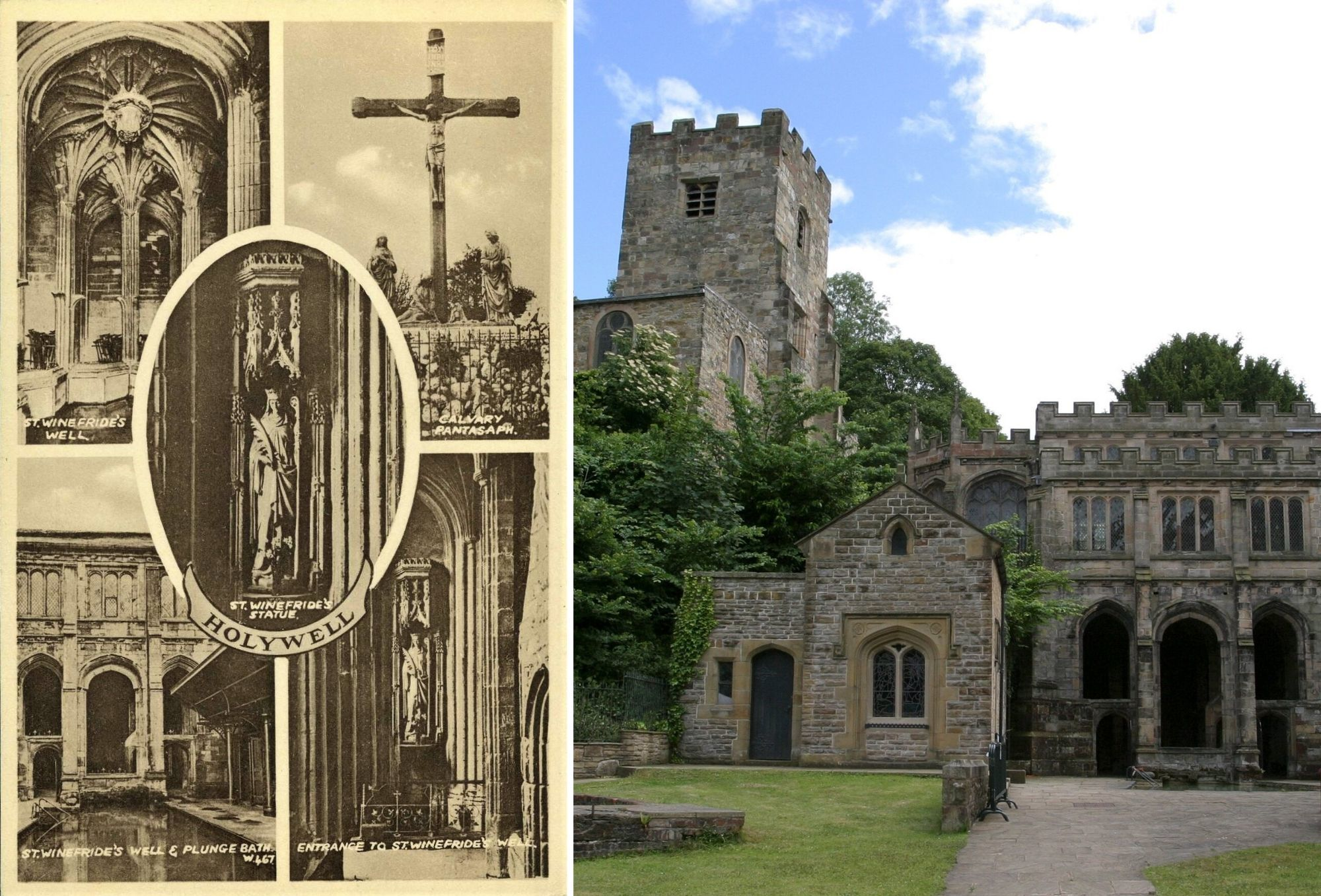 Sacred setting for town's wealth of history