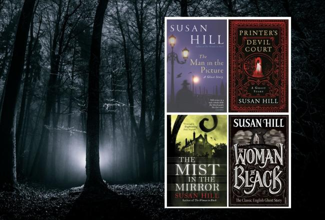 Chilling tales by Susan Hill.