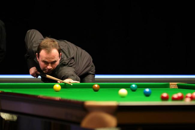 Joyce, 37, secured his place on the hallowed Crucible baize for the first time in his 15-year snooker career