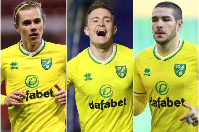 Cantwell, Skipp and Buendia have shone for Norwich