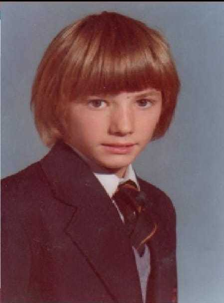 Martin Williams, aged 13.