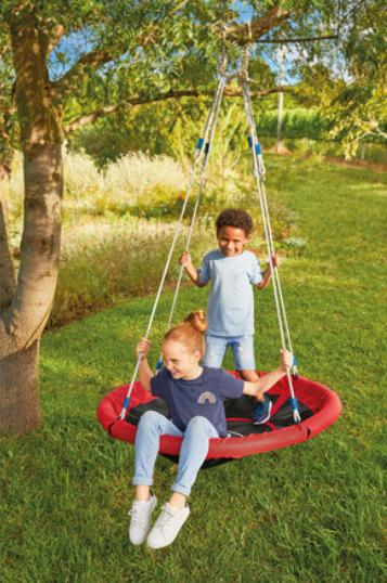 The Leader: Playtive Nest Swing. (Lidl)