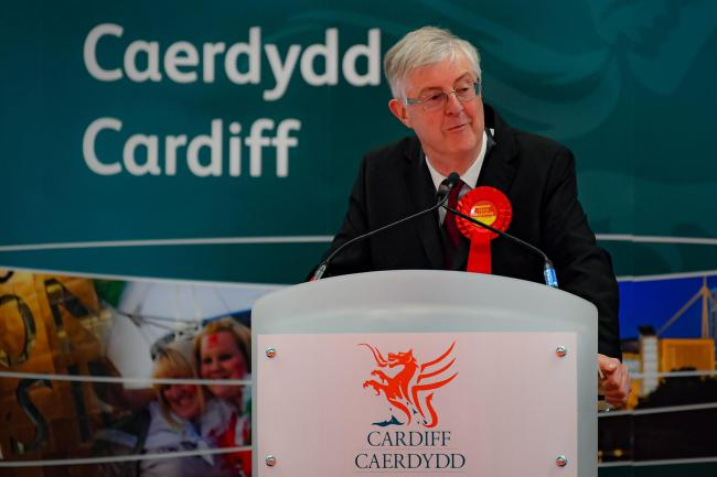 "Drakeford vows to be ""radical"" as Labour equals best ever Senedd election result"