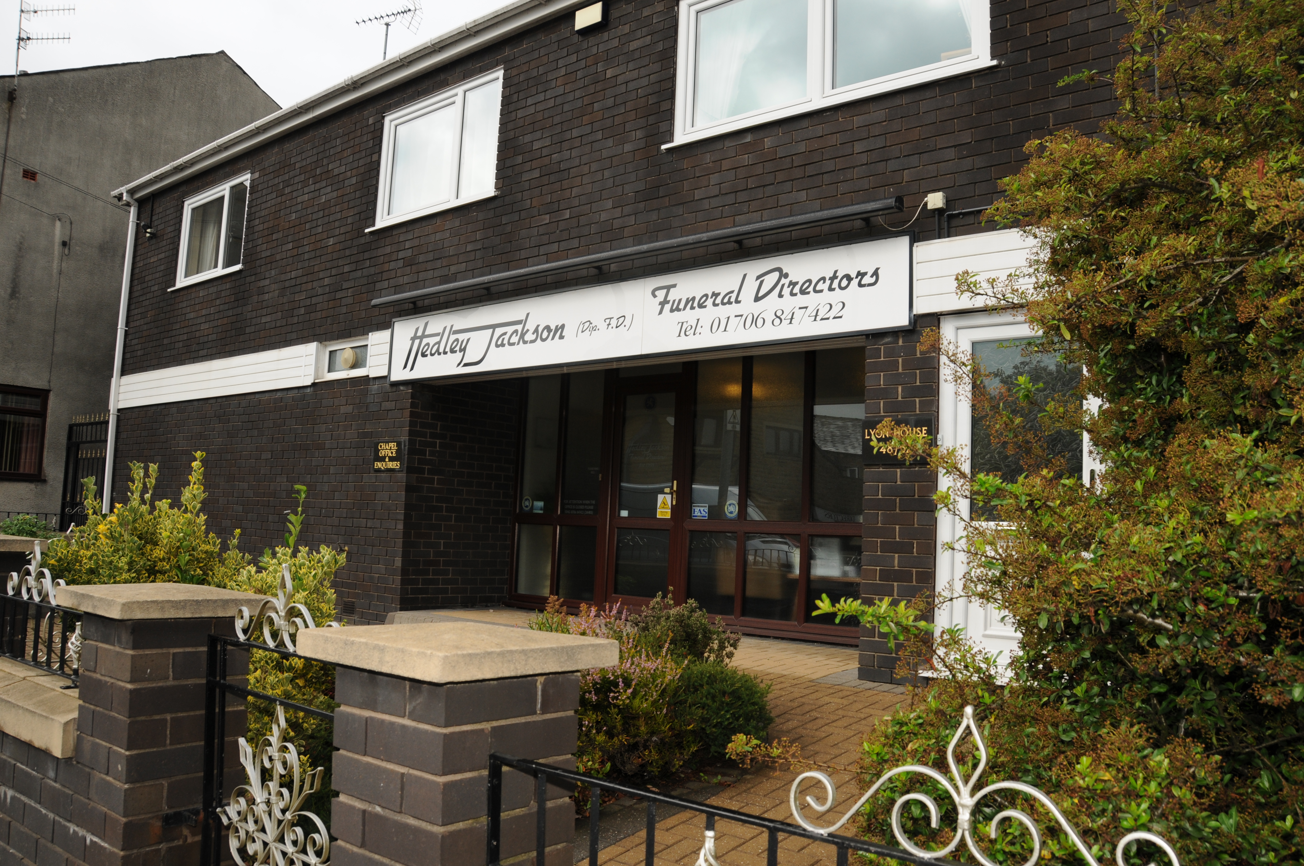 Hedley Jackson Funeral Director