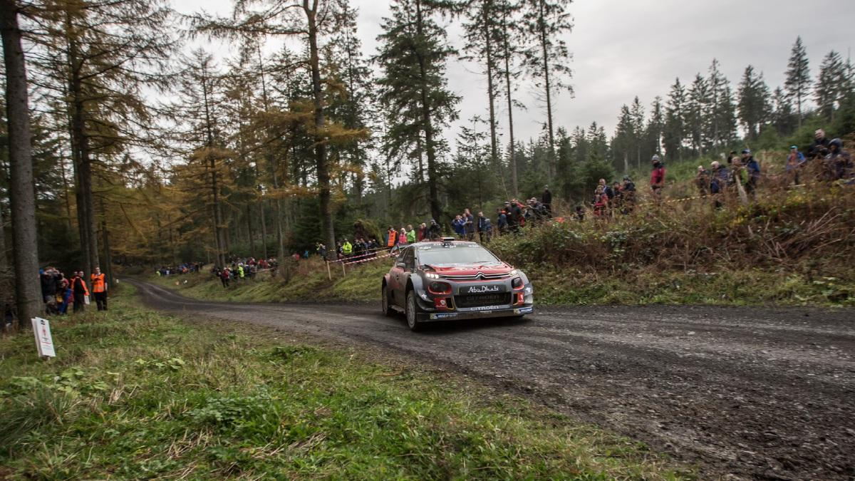 Wales Rally GB roars back into the region with bumper weekend of ...