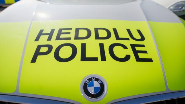 Car stolen during burglary in Wrexham