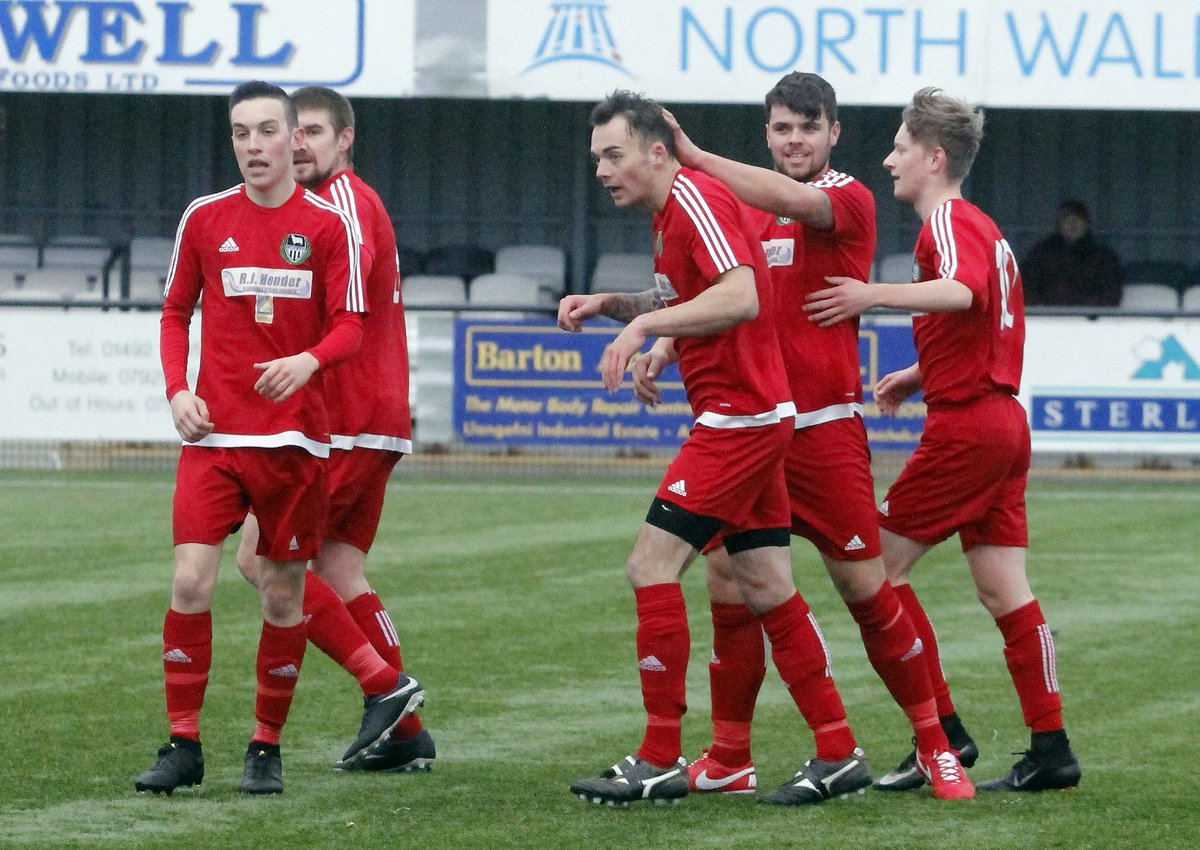 Llandudno Albion picked up an impressive win at Bodedern Athletic