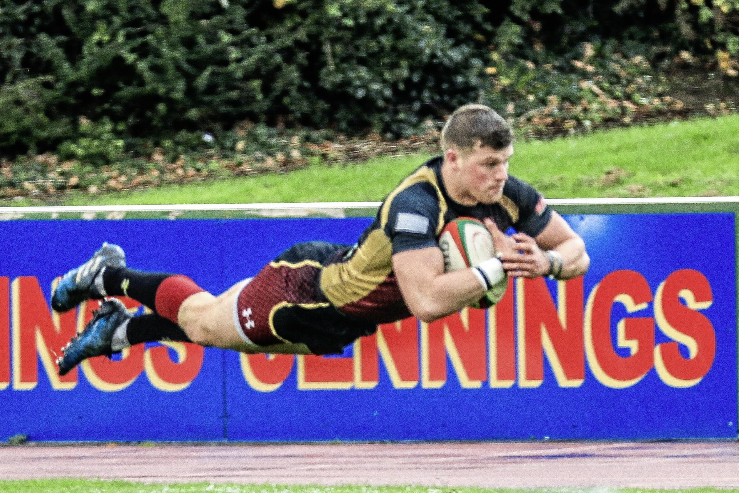 RGC are back in action this weekend (Photo: Tony Bale)