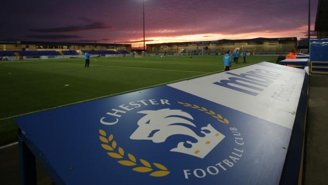 Chester FC's Swansway Chester Stadium