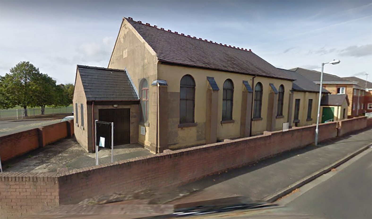 Rhosddu Methodist Church. Picture: Google