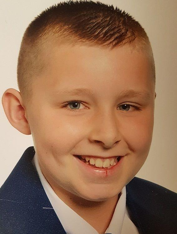 Joshua Townend, 13, from Wrexham