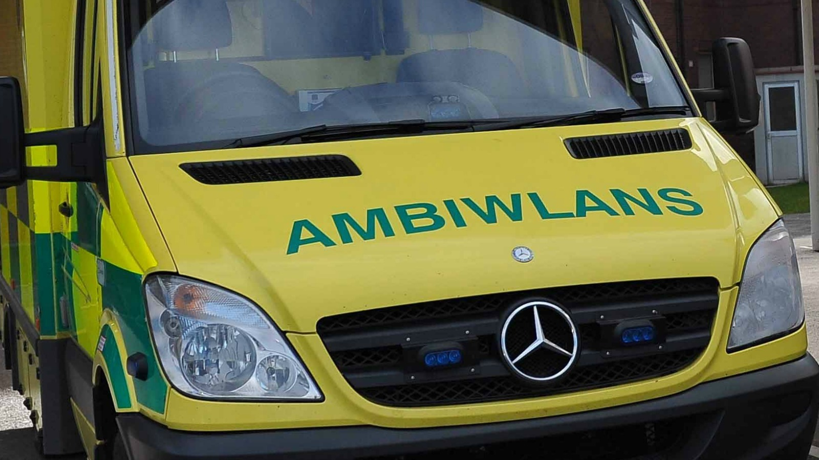 Frontline ambulance staff waited for more than 5,000 hours outside North Wales hospitals.