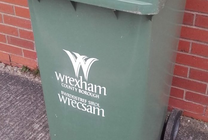 Extra green bins will now be charged