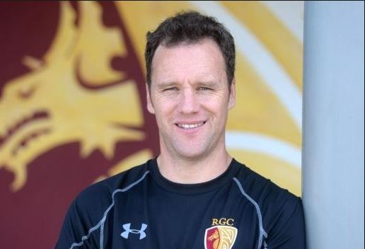 RGC head coach Mark Jones