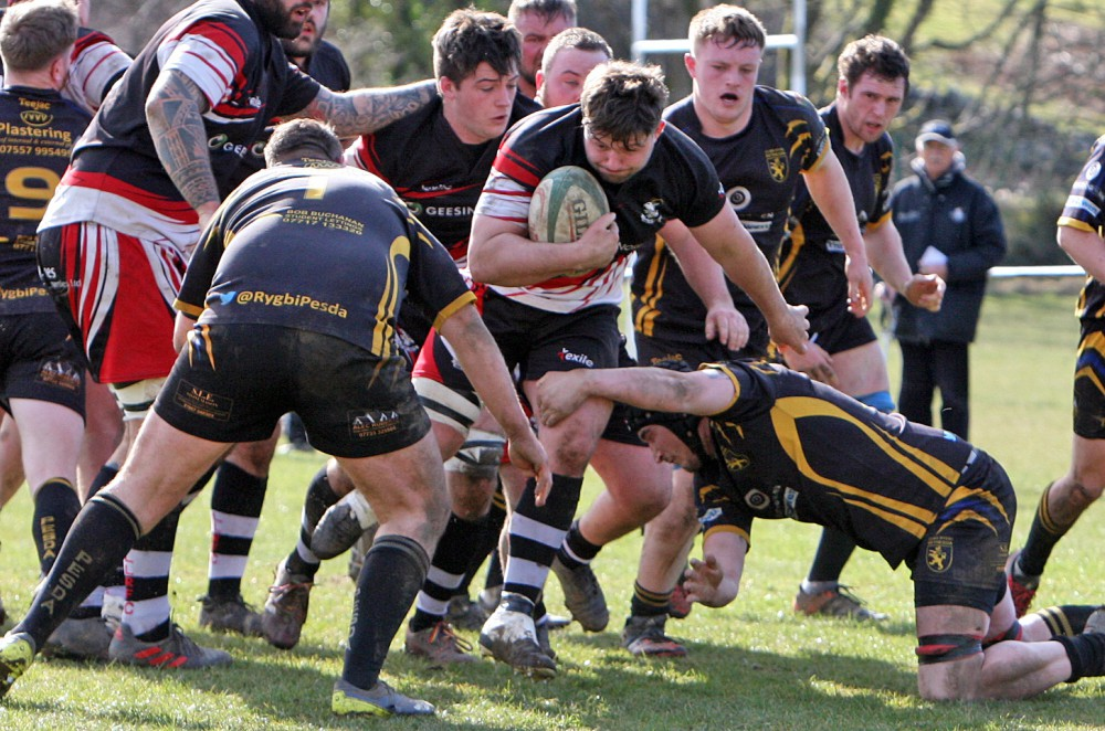 Llandudno opened their season with a win over Mold